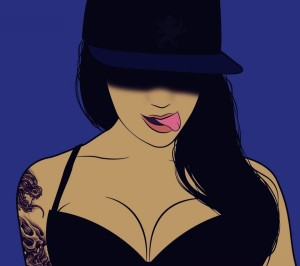 Tattooed_Vector_Girl-wallpaper-10173616